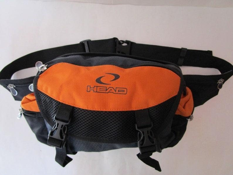 Outdoor HEAD Waist Pouch Fanny Pack Body Hip Bag Trekking up image 0