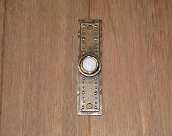 Industrial Style Bronze Doorbell