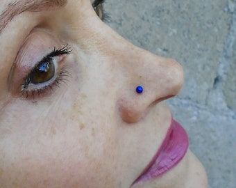 Nose Rings & Studs | Etsy NZ