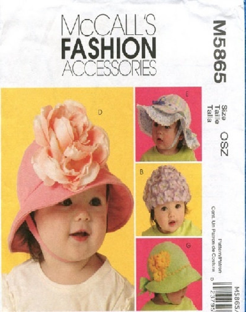 Infant Toddlers Hats image 0