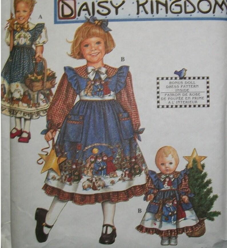 Daisy Kingdom Pinafore and Dress image 0