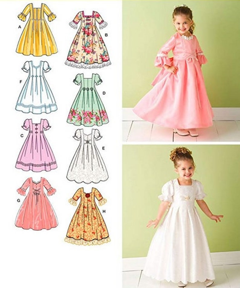 Childs Special Occasion Dress image 0