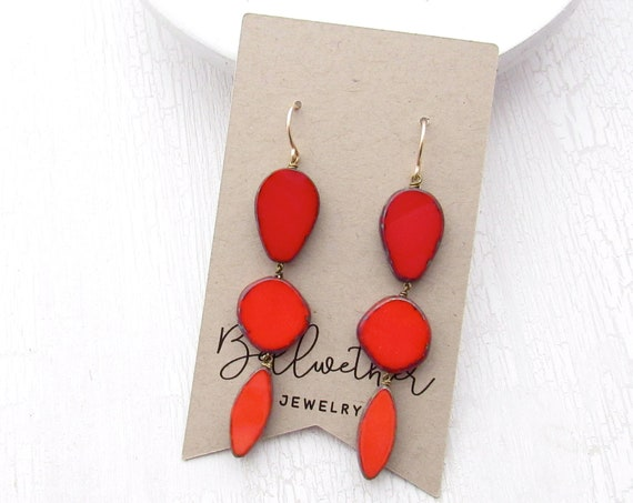 Jewel Earrings I