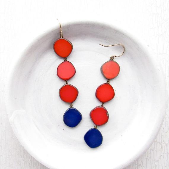 Jewel Earrings III