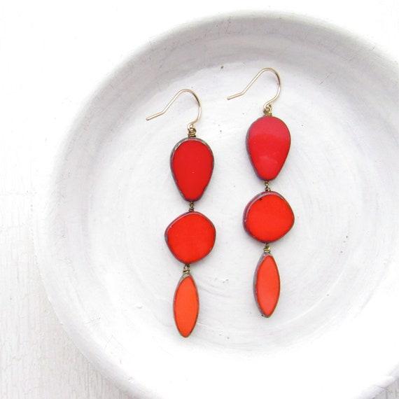 Jewel Earrings I