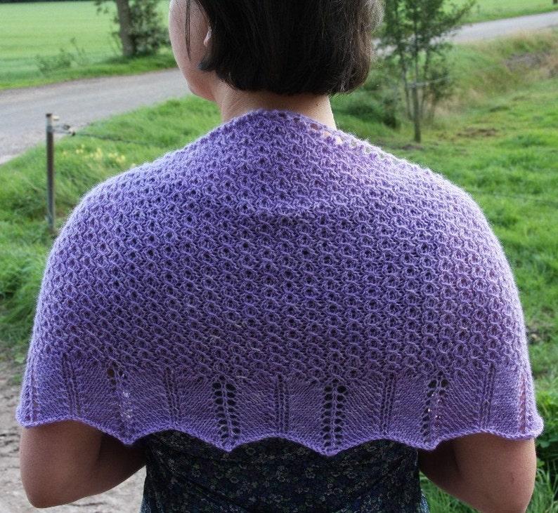 Victorian lace shawl knitting pattern knit shawls and wraps image 0