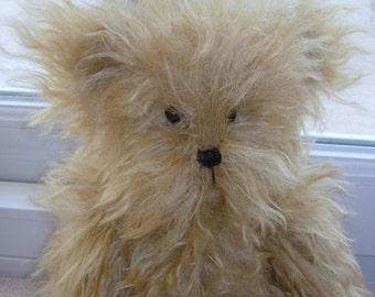 Barnaby, handmade authentic vintage bear