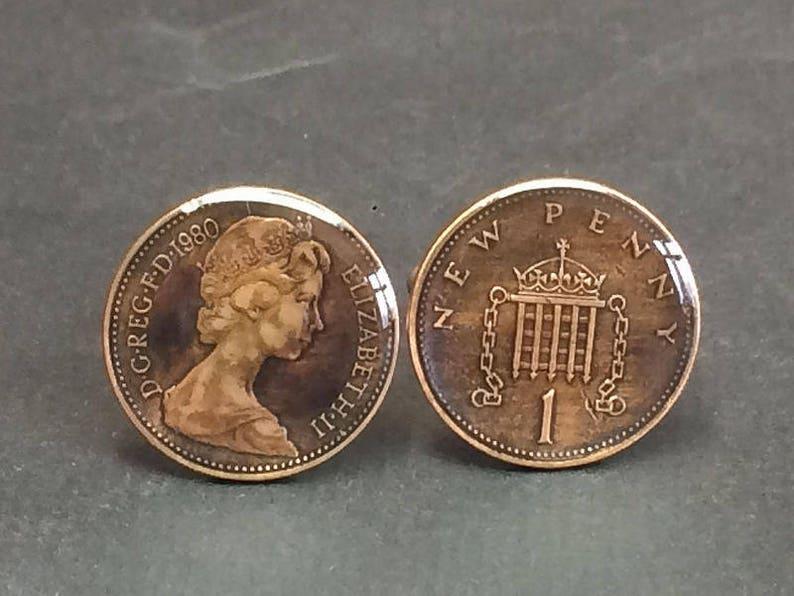 1973 Silver Looking Penny