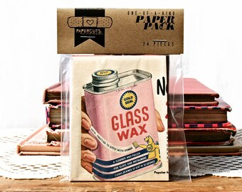 """One-of-a-Kind 3"""" x 4"""" PAPER pack - 24 pc. - PINK"""