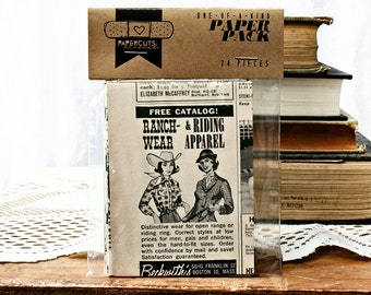"""One-of-a-Kind 3"""" x 4"""" PAPER pack - 24 pc. - BLACK"""