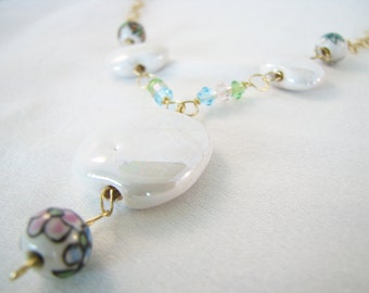 Spring Sunrise Necklace