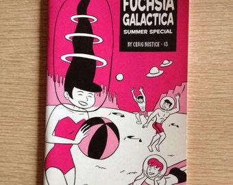 Fuchsia Galactica Summer Special