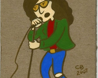 Small Painting - Joey Ramone