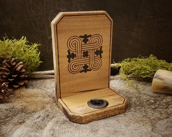 Candle Holder - Hannunvaakuna