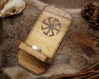 Rustic Wood Sconce - Kolovrat