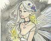 Fairy: A Fairy Pinup