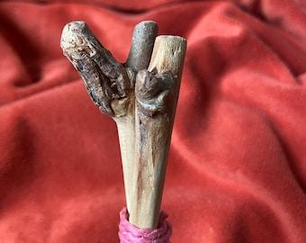 Pair of Sycamore Hair Pin Sticks