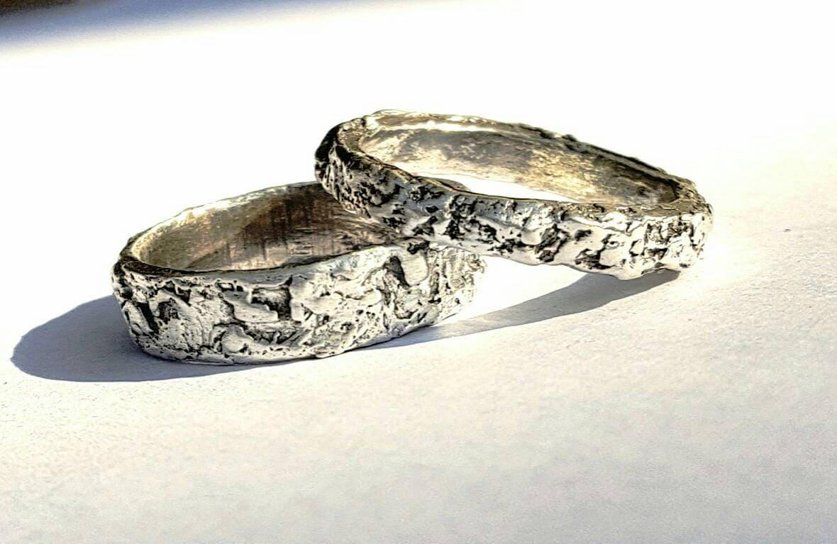 Zoom: Artisan Wedding Rings And Bands At Websimilar.org