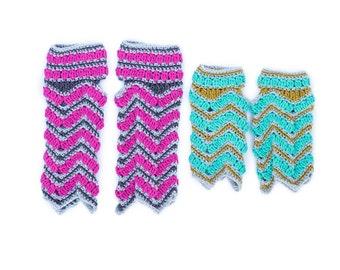 Chevron Fingerless Gloves Crochet Pattern, Womens Fingerless Gloves Crochet Pattern, Little Girl Fingerless Gloves Crochet Pattern