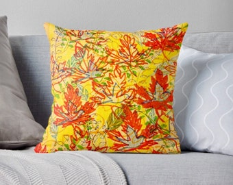 """Doves  throw pillow with insert 41cm 16"""""""