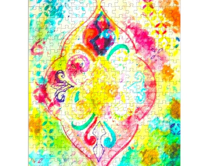Ornate Lanterns Jigsaw Puzzle