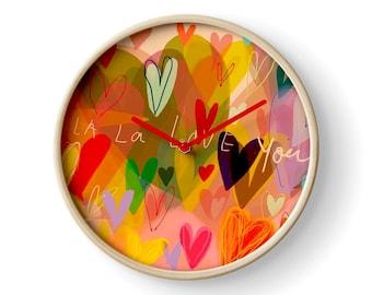 Hearty clock