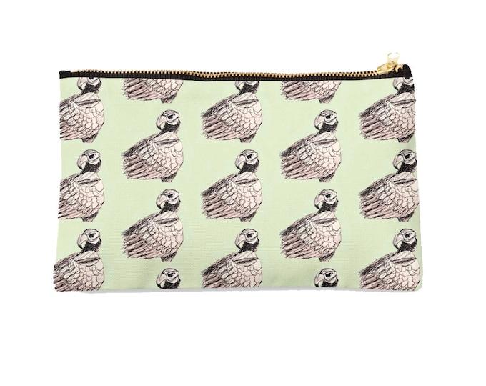 Eagle fabric pouch 24 x 15 cm
