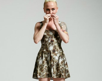 SALE Squirral Squall Skater Dress - Free Shipping