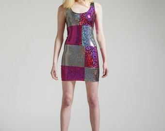 SALE I LUV THE 90's Bodycon Dress