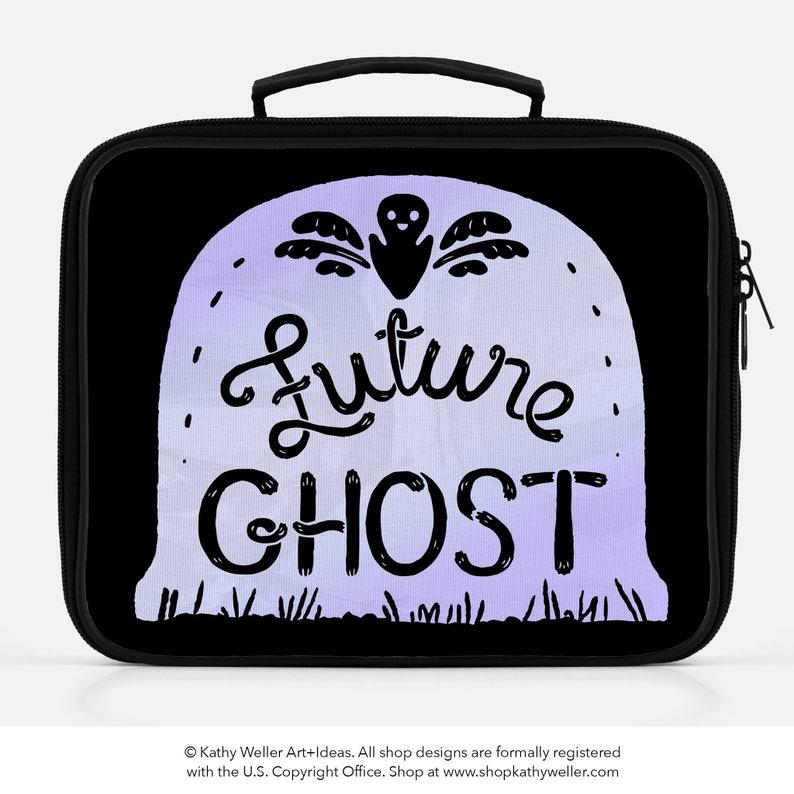 Future Ghost Lunch Box Goth Lunch Box Yami Kawaii Mori FUTURE GHOST