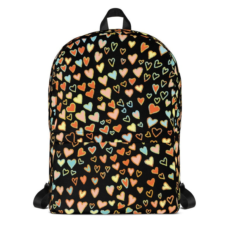 Fairy Kei Pastel Goth Pastel Punk Aesthetic Backpack Pastel image 0