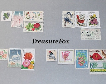 vintage unused us postage stamps enough for you to mail 20 letters wedding invitation postage letter writers alliance