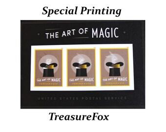 Unused Vintage Postage Stamps For Mailing By Treasurefox