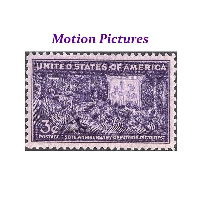 movie star appear on a postage stamp