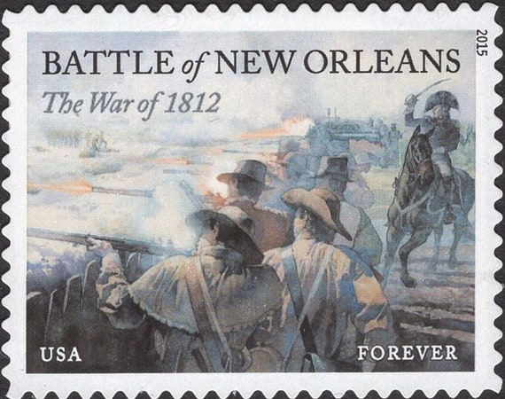 Andrew Jackson The Hero of New Orleans /& U.S President honored by his stamp