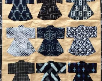 Mini Kimono PDF pattern