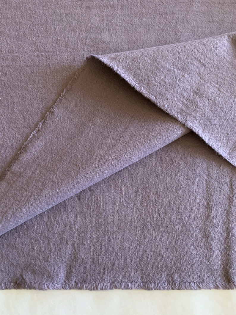 Cosmo Japanese cotton linen blend canvas AD5188-174 lavender