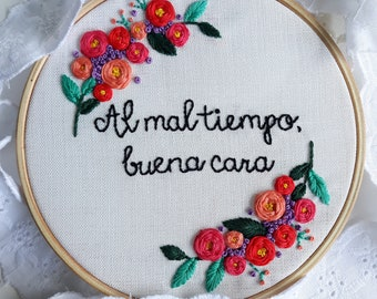 4d0c1ca5f8 Custom quote embroidery hoop