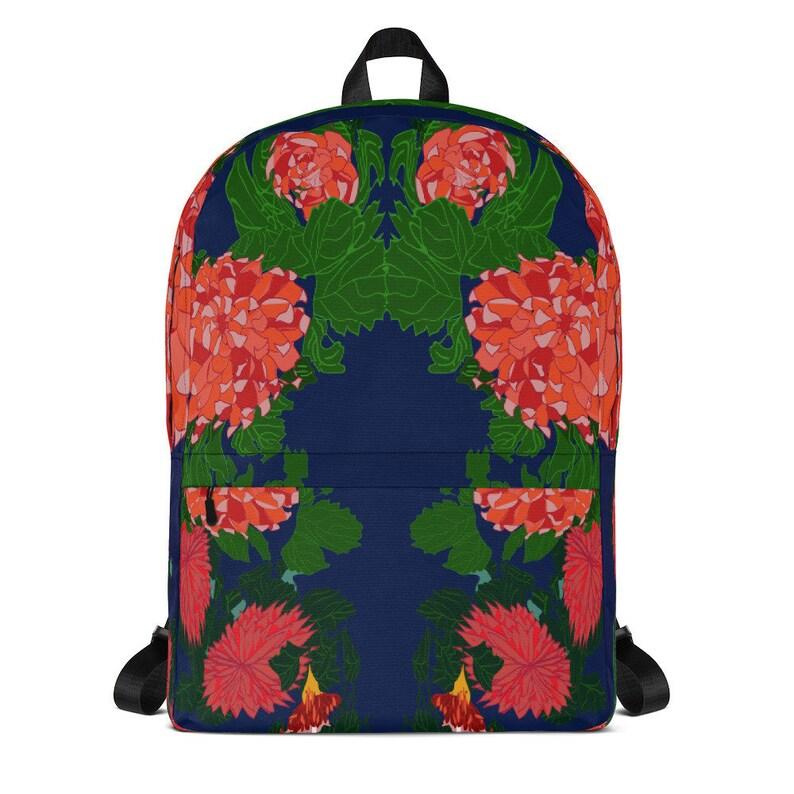 Good Luck Chrysanthemum Backpack