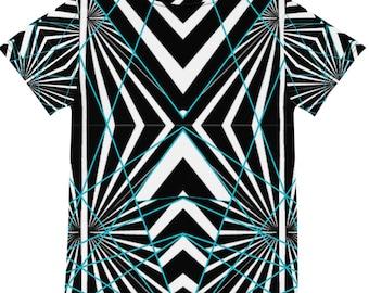 Riled Up Unisex Kids crew neck t-shirt