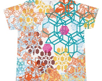 Jardin All-over youth T-shirt