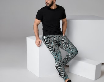 Riled Up Men's Joggers