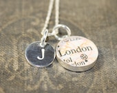 Sterling Silver Graduation Gift for her, Graduation Gifts for Girls, Graduation Gift for Best Friend, College Graduation Gift