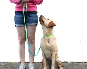 Biothane All Weather Leash  - 8 in 1 Convertible Leash