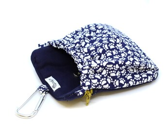 The Pocket 2.0 - Treat and Training Pouch - Navy Paws