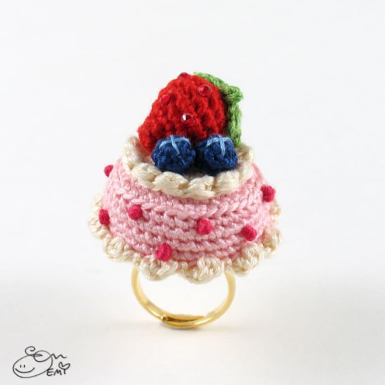 Lenn's Craft ♥ Handmade doll♥ Amigurumi ♥ : Duffy wedding ring ... | 795x794