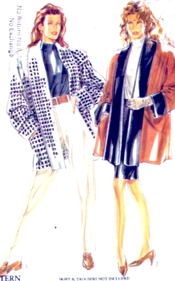 SEWING PATTERN ESSENTIALS! NEW NEW IJ1141E  INDYGO JUNCTION SWING JACKET