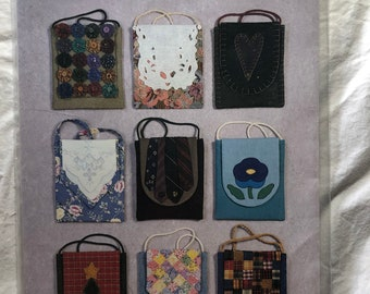 Occasional Purses Wild Goose Chase Pattern