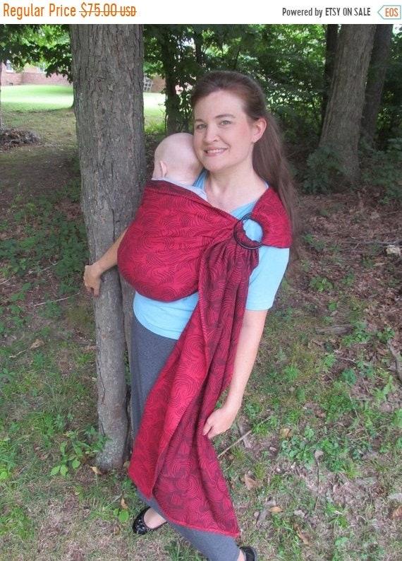 VENTE Wrap Conversion Ring Sling Baby sling porte-bébé   Etsy e35174e8565