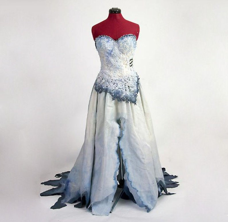 Corpse Bride Costume  Based on Tim Burton movie  Made to image 0